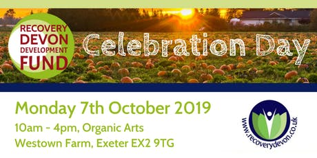Recovery Devon Celebration Day 2019 tickets