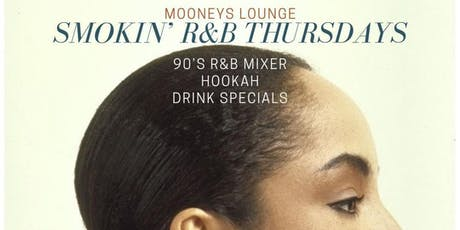Smokin' Thursdays R&B Mixer tickets