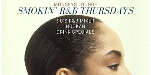 Smokin' Thursdays R&B Mixer