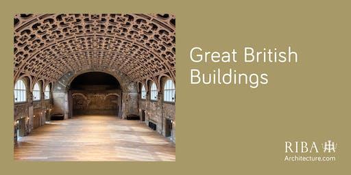 RIBA London Great British Buildings Tour: Battersea Arts Centre