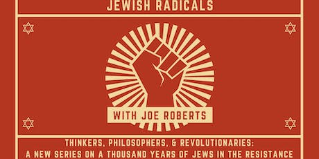 Jewish Radicals: Marxists & The Bund tickets