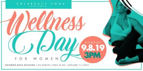 Wellness Day for Women tickets