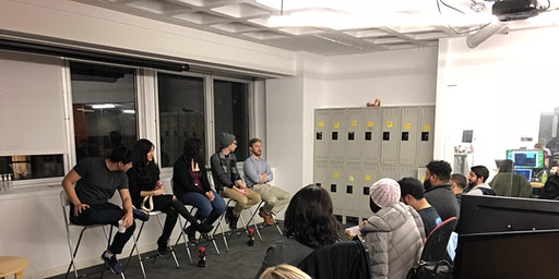 Coding Bootcamp Alum Q&A Panel with Fullstack Academy and Grace Hopper Track Grads (Chicago)