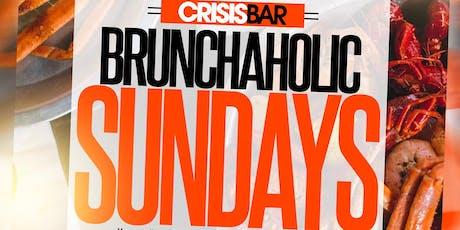 Brunchaholic Seafood Sundays Music by Dj Prince & Dj Snap tickets