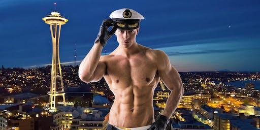 Male Strippers UNLEASHED Male Revue Seattle, WA 8-10 PM