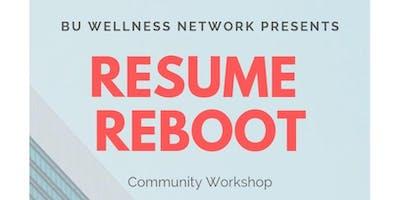 Resume Reboot
