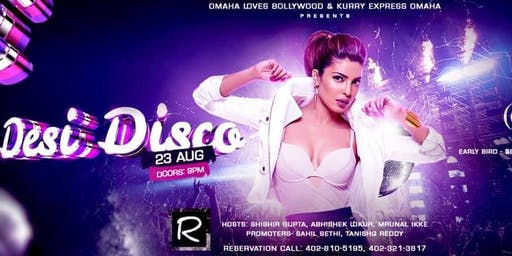 DESI DISCO at Rehab Lounge & Nightclub
