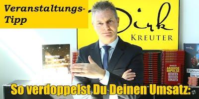 Dirk Kreuter - Umsatz Extrem