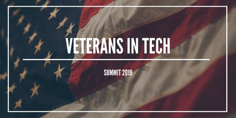 Veterans in Tech Summit tickets