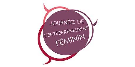 Journées de l'Entrepreneuriat Féminin 2019 billets