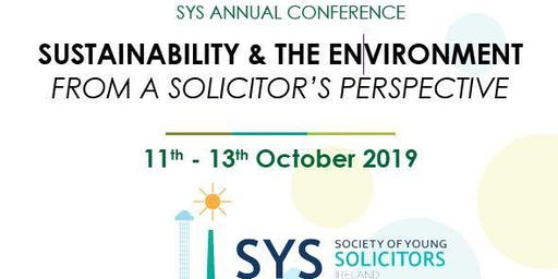 SYS Annual Conference 2019