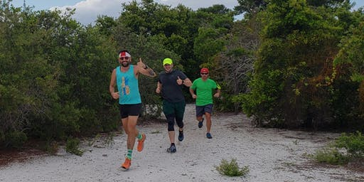 Adventure Awaits - 5K Trail Run at Yamato Scrub Natural Area