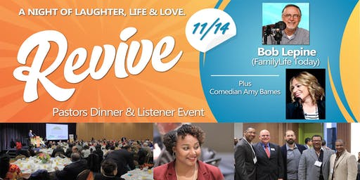 REVIVE-  Night of Laughter, Life & Love