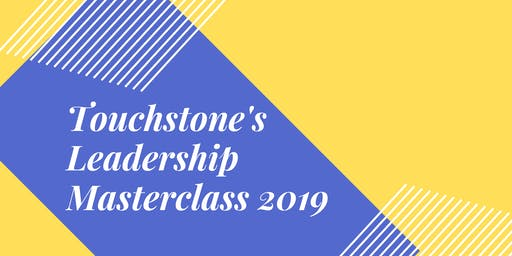 Touchstone's Leadership Masterclass: Jamie Jones-Buchanan