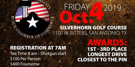 Alamo City Black Chamber EPIC Golf Tournament tickets