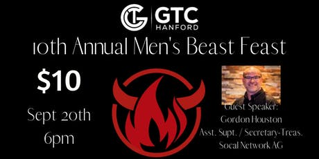 Men's Beast Feast tickets