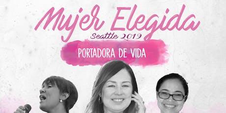 Congreso Mujer Elegida Seattle 2019 tickets