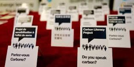 Copy of Carbon Literacy Course for Communities  - High Peak tickets
