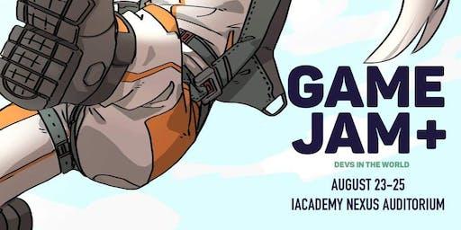 Game Jam + 2019 (Manila).