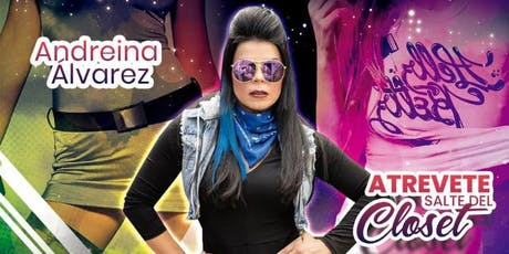 Se solicita Julieta Stand up - Andreina Alvarez tickets