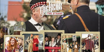 Saint Arnold's Strand Walking Tours : Dickens on The Strand
