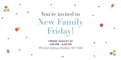 Ascend's New Family Friday | Viernes de Nuevas Familias de Ascend tickets