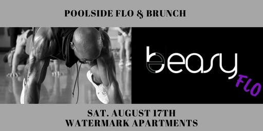 BEASYFlo & BRUNCH BY THE POOL