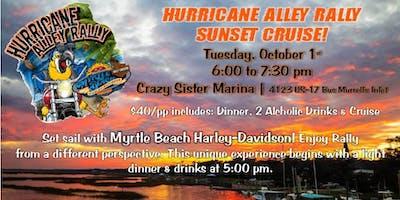 Sunset Cruise with Myrtle Beach Harley-Davidson
