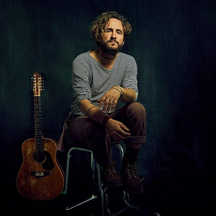 WAGF 2019 - John Butler In Conversation With Lucky Oceans image