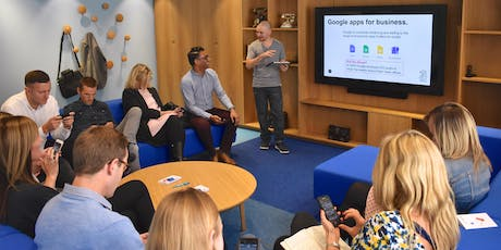 Introduction to Social Media for Business - Free Islington Workshop. tickets