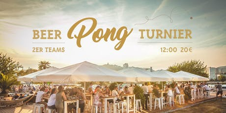 Beerpong Turnier in der Sandburg Tickets