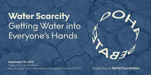 Water Scarcity: Getting Water into Everyone's Hands