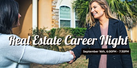 Pepine Realty's Real Estate Career Night tickets