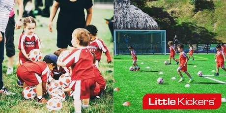 Aulas Abertas Little Kickers - Setembro bilhetes