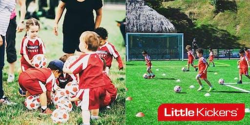 Aulas Abertas Little Kickers - Setembro