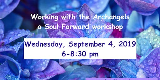 Working with the Archangels Workshop