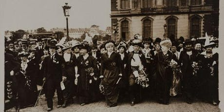 BGC Late: Jazz & Conversation in the Gallery, Fashion and Female Suffrage tickets