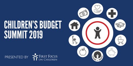 Childrens Budget Summit 2019 tickets