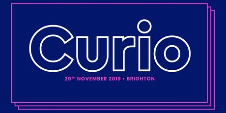 Curio Conference 2019 tickets