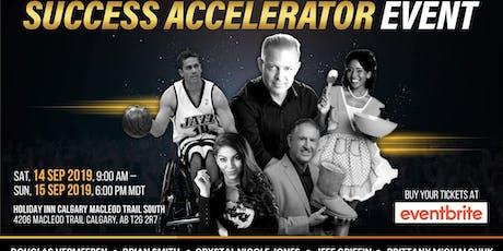 Success Accelerator Event tickets