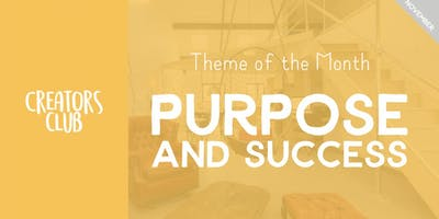 Creators Club in London | Purpose & Success