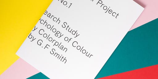 World's Favourite Colour with G . F Smith