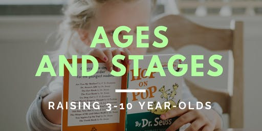 Pulaski Co: Ages and Stages - Raising 3-10 Year Olds