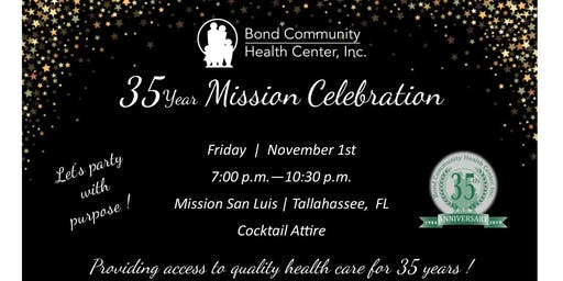 35 Year Mission Celebration