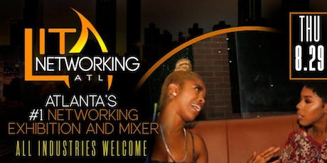 'LIT' NETWORKING ATL  tickets