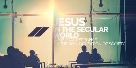 Jesus in the Secular World - Reaching The Secular Youth Culture of Des Moines tickets