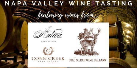Napa Valley Wine Tasting tickets