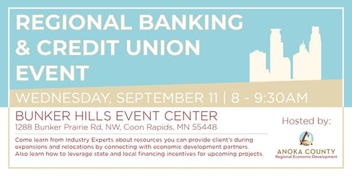 Regional Banking & Credit Union Event