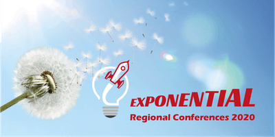 Exponential - Regional Day Conference 2020, Wales