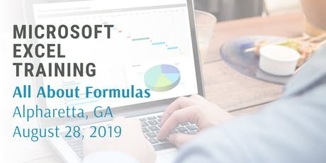 Microsoft Excel 2 Hour Training Class - All About Formulas tickets